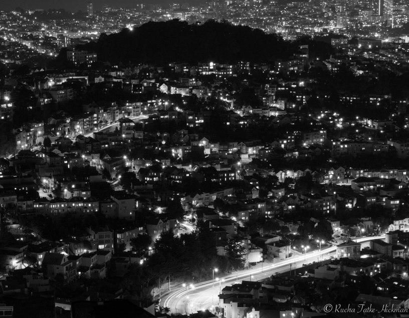 Twin Peaks San Francisco Rucha Tatke