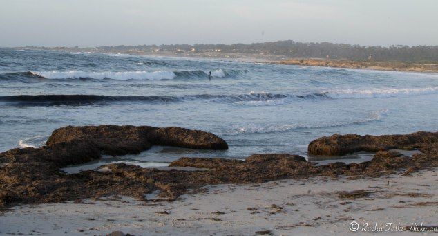 pebble beach surfing surf