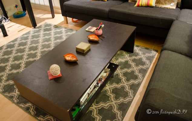 Tvilum Samuel Coffee Table